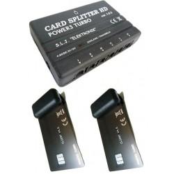Splitter przewodowy Power3 Turbo serwer + 2 karty